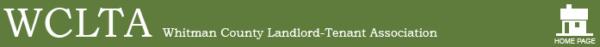 Whitman County Landlord-Tenant Association